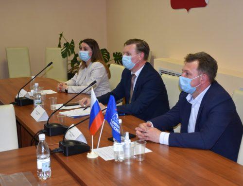«Свеза» поможет развитию Тотемского района Вологодской области